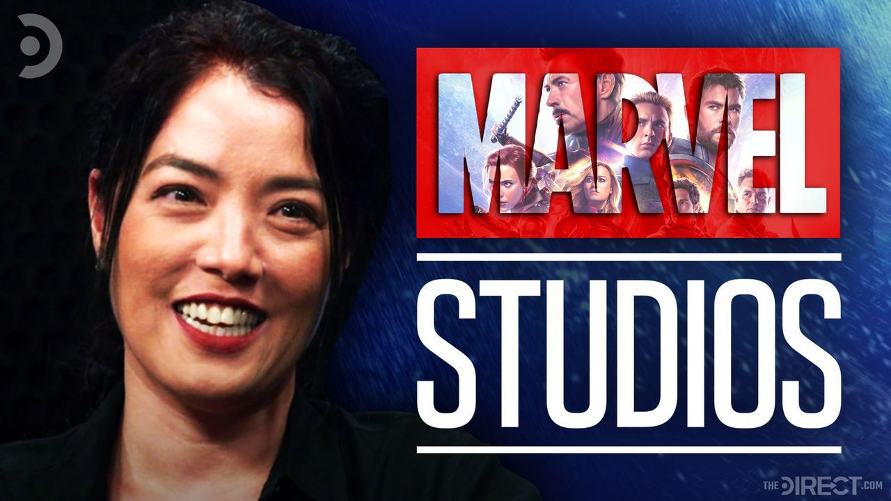 Deborah Chow and Marvel Studios logo