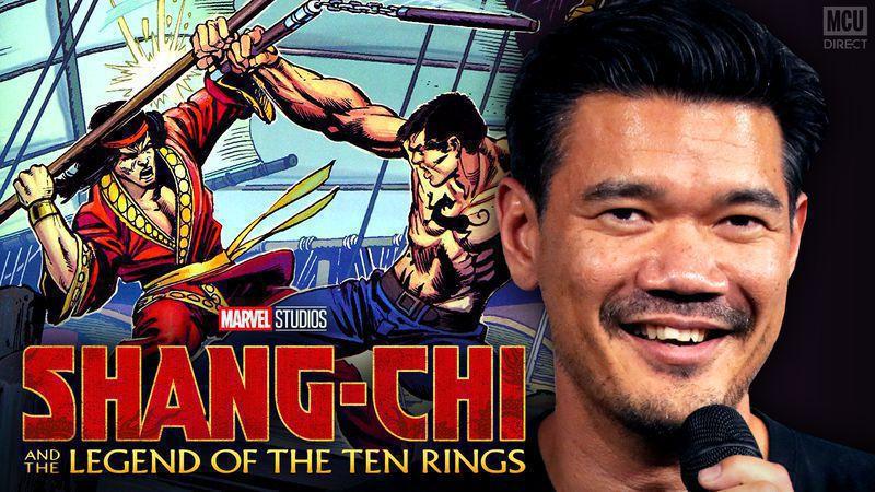 Shang Chi's Cretton