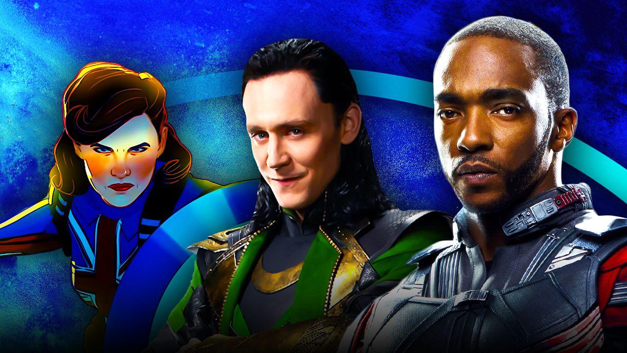 What If...? Loki The Falcon