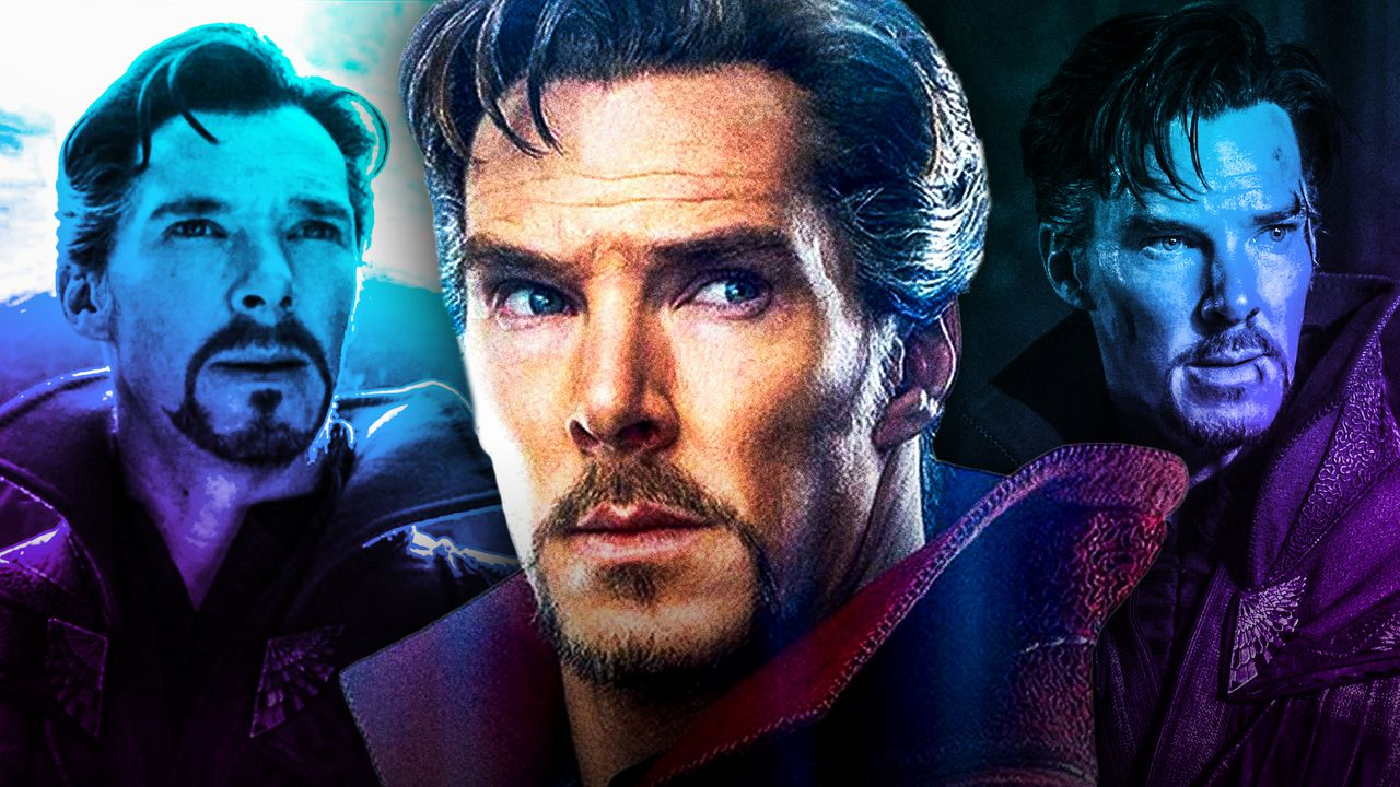 Benedict Cumberbatch's Face Will Look A Little Different In Marvel's Doctor  Strange 2 - The Direct