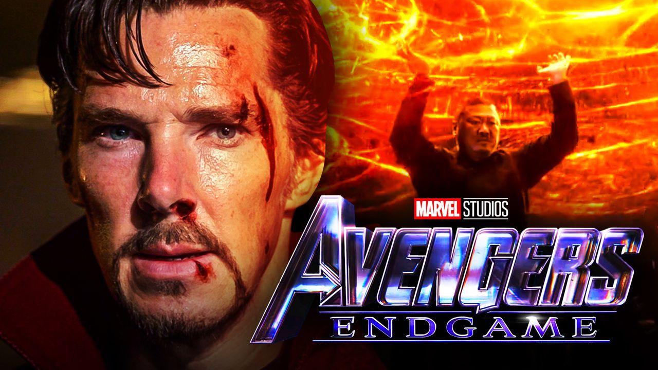 Doctor Strange, Wong, Avengers: Endgame