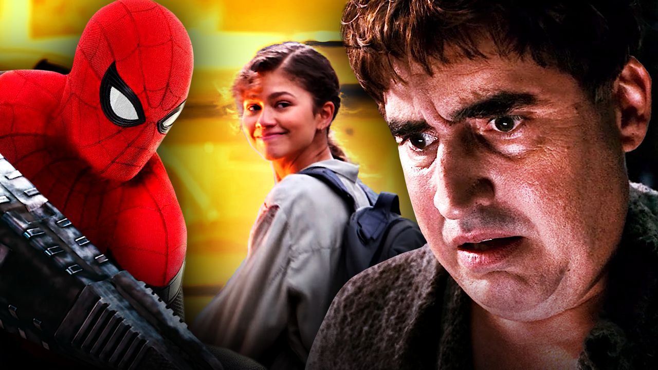 Spider-Man, MJ, Doc Ock