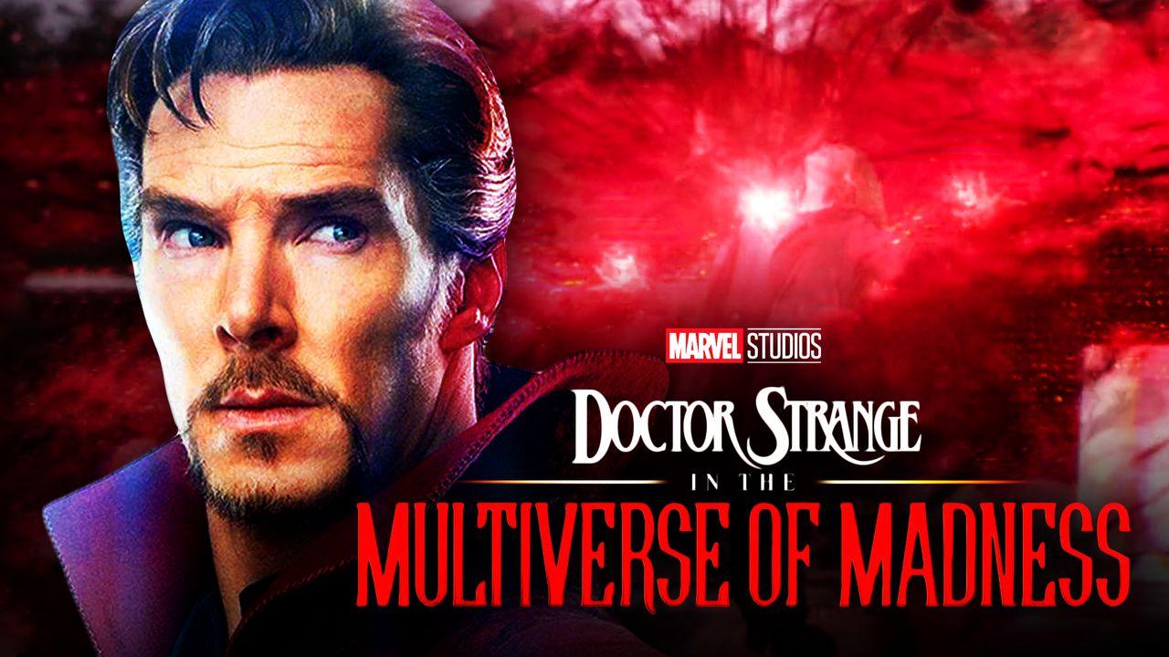 Scarlet Witch Doctor Strange
