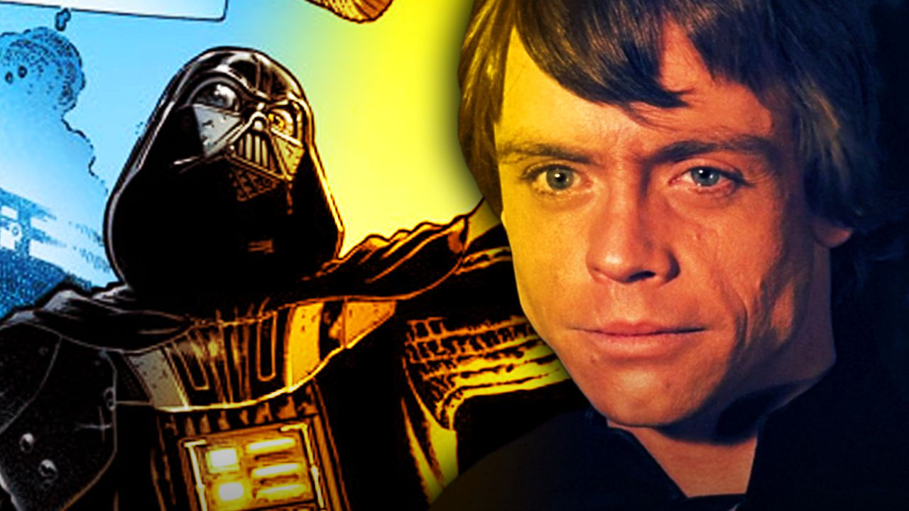Vader, Luke, Comics