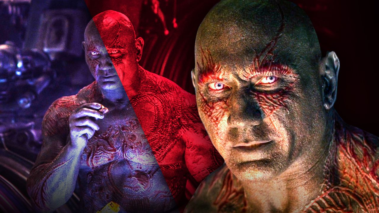 Drax the Destroyer Marvel