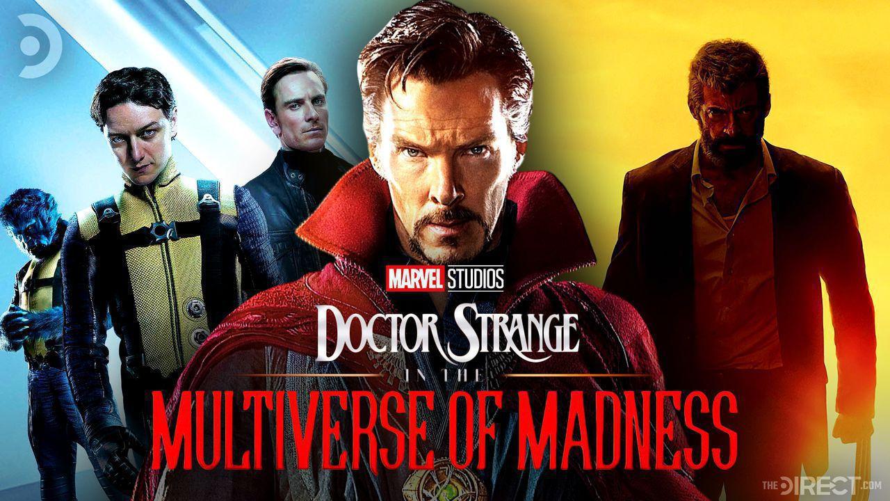 Doctor Strange, X-Men First Class, Logan Posters
