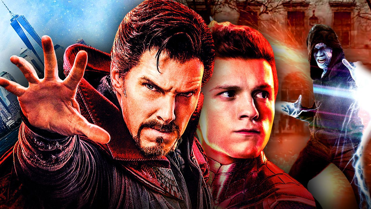 Spider-Man 3: How Benedict Cumberbatch's Doctor Strange Could Bring the Multiverse to Peter Parker - MCU Direct