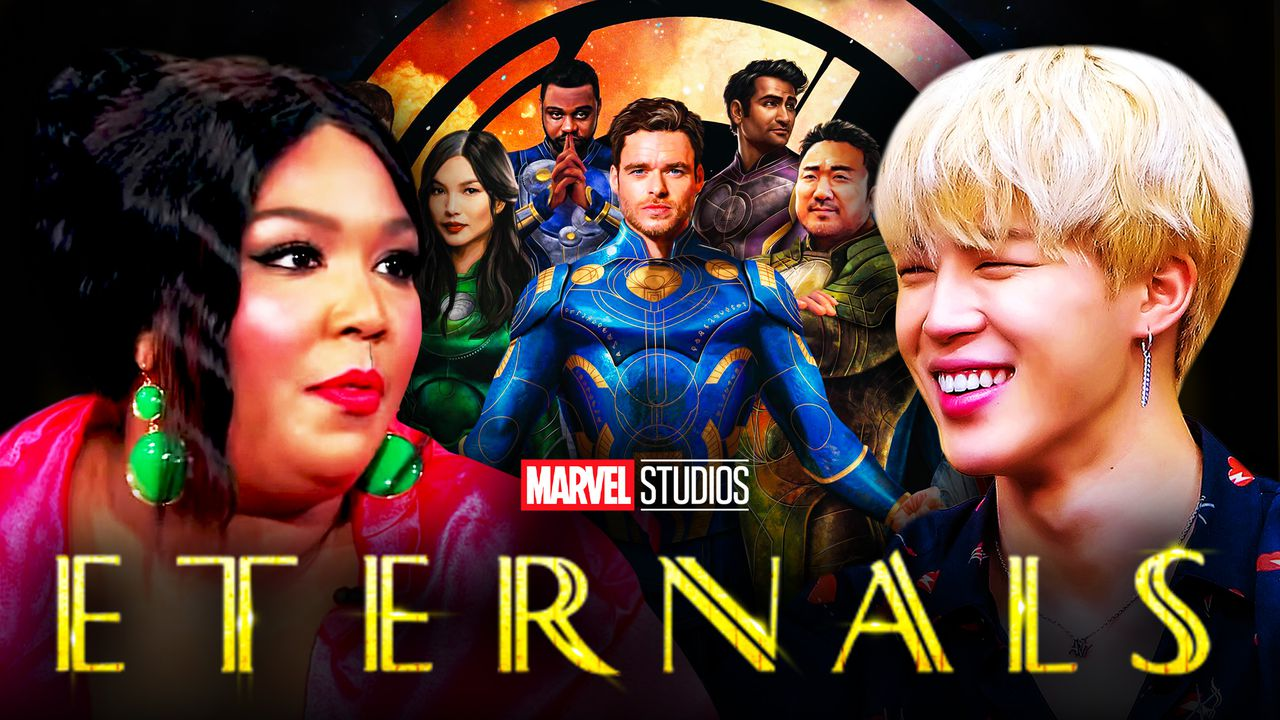 Marvel's Eternals to Feature Songs From Pink Floyd, Lizzo, BTS & More