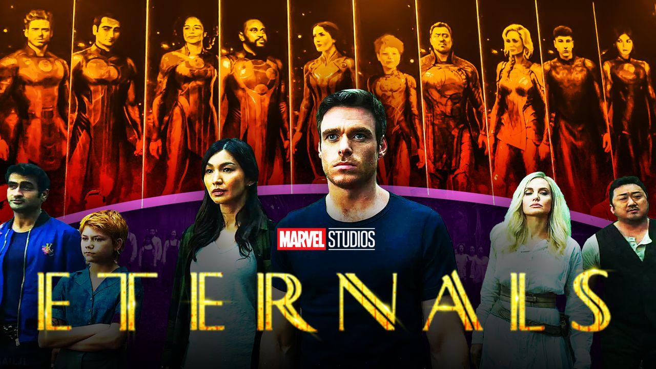 Marvel Studios Reportedly Developing Eternals 2