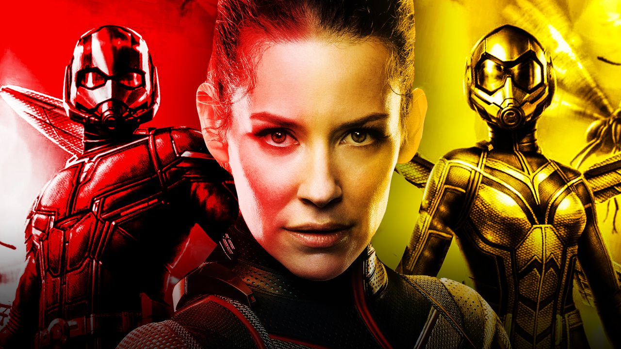 Ant-Man, Evangeline Lily, Wasp