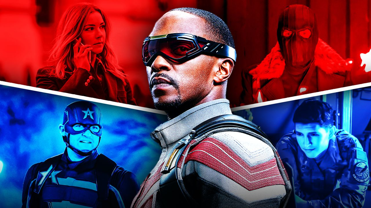 Falcon Captain America 4