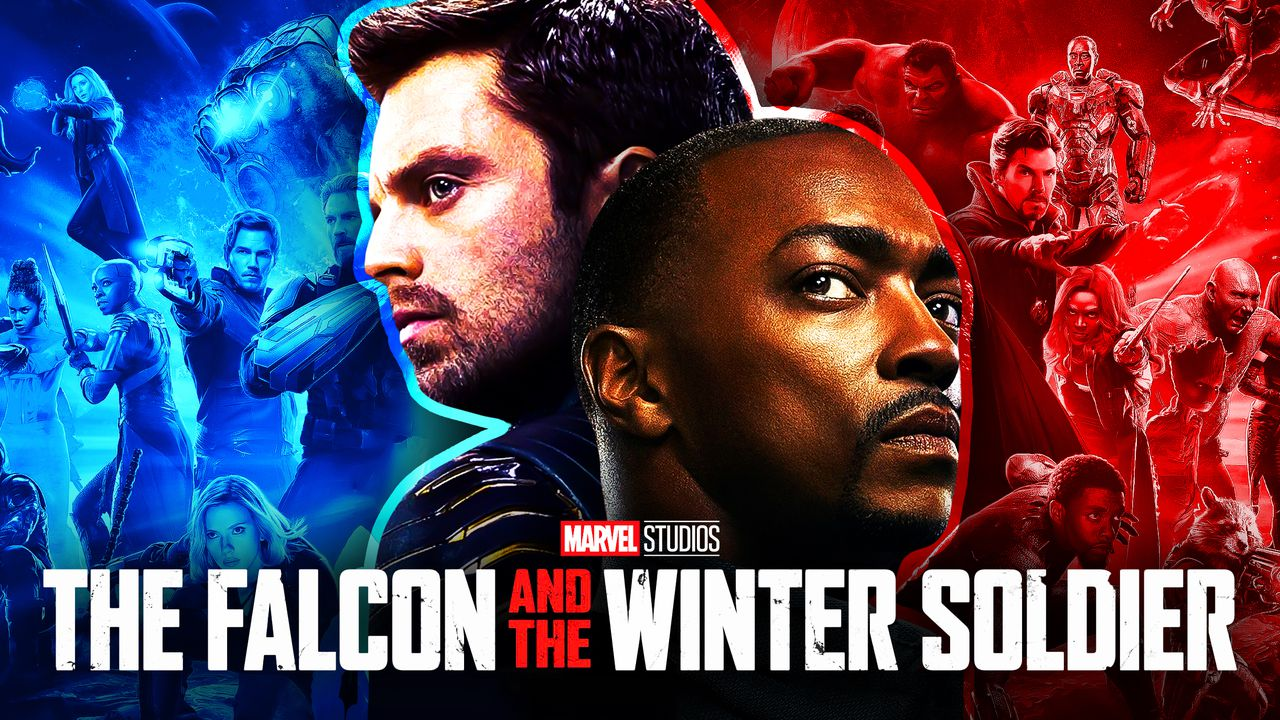 The Falcon and the Winter Soldier, Sam Wilson and Bucky Barnes, Endgame, Marvel Studios