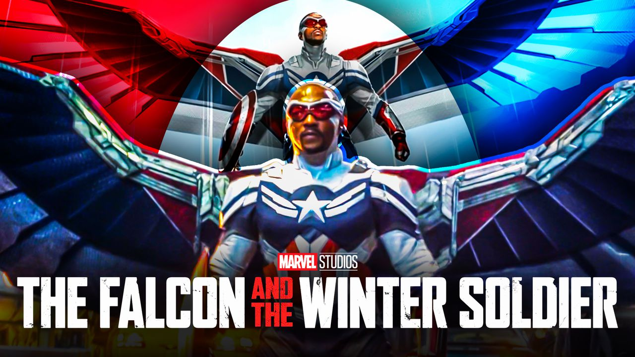 Falcon and Winter Soldier Wings