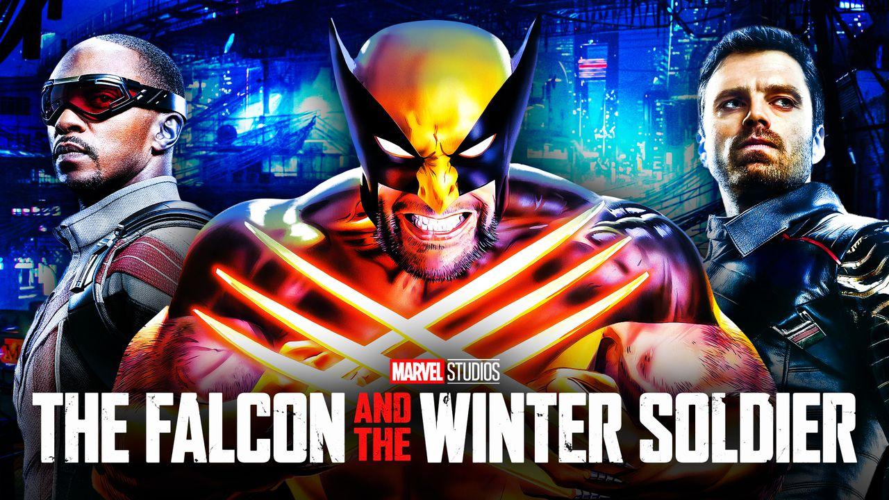 Falcon, Bucky Barnes, Wolverine, Madripoor
