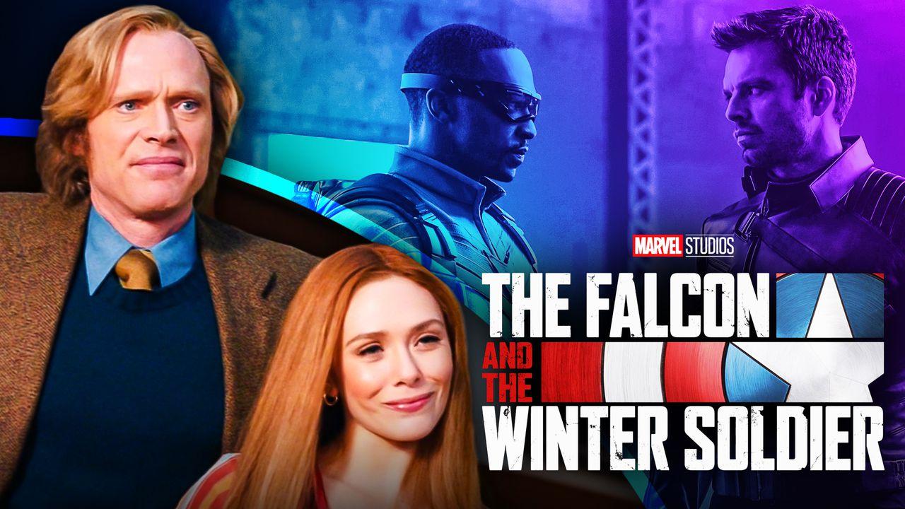 WandaVision Falcon and Winter Soldier
