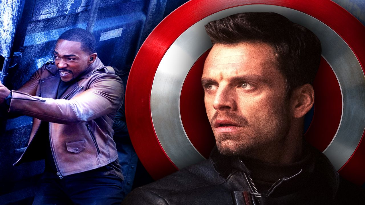 Bucky Barnes The Falcon and the Winter Soldier