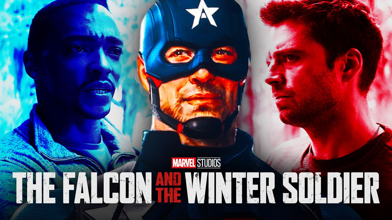 Falcon, US Agent, Winter Soldier