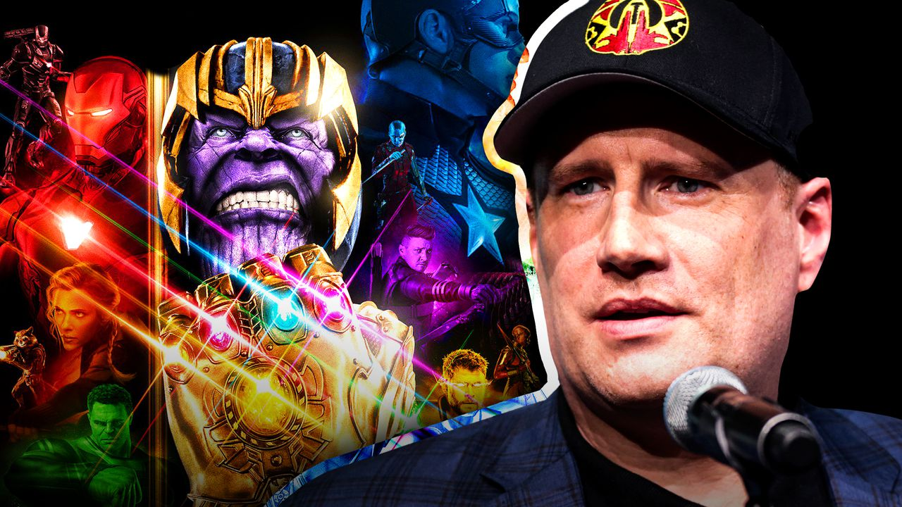 Kevin Feige Thanos