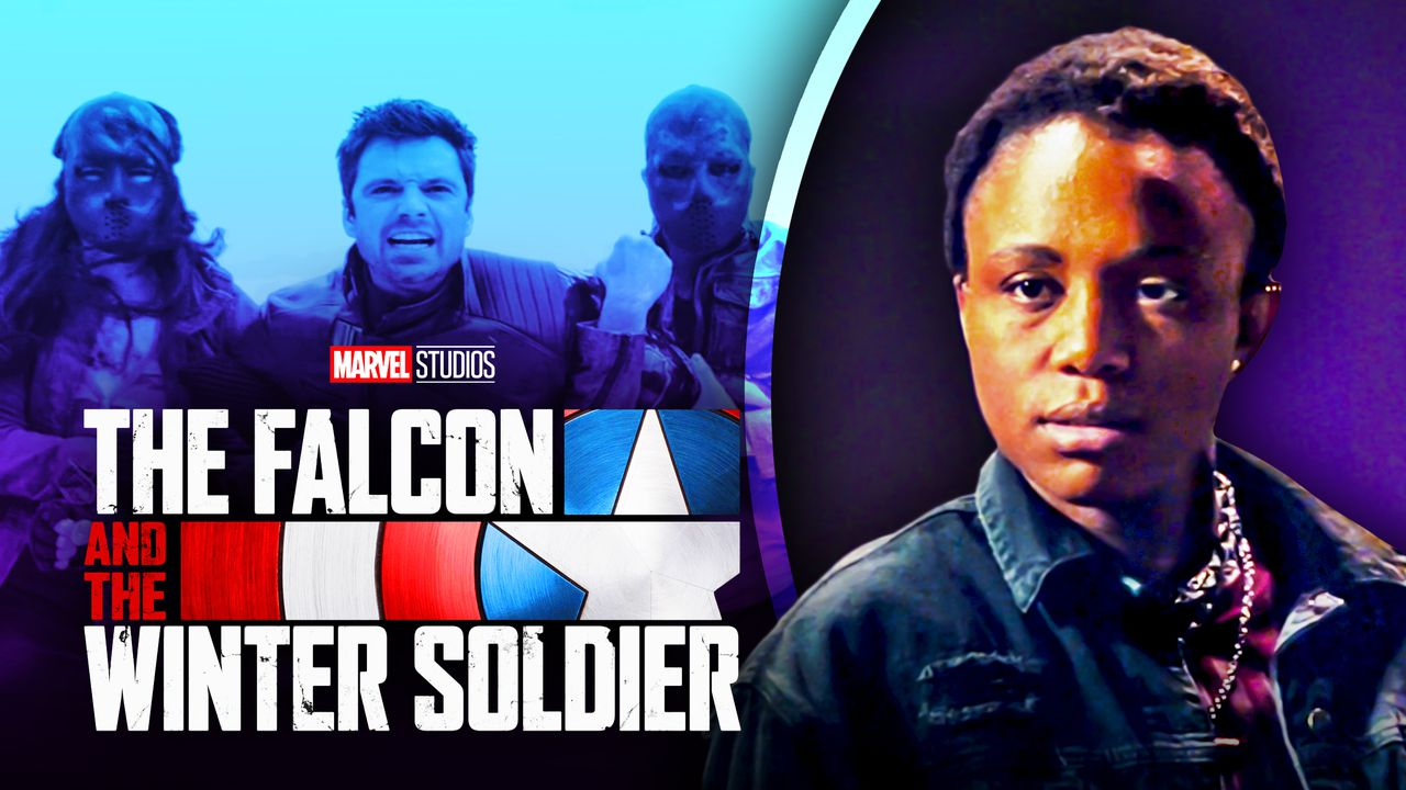 Falcon and Winter Soldier Indya Bussey