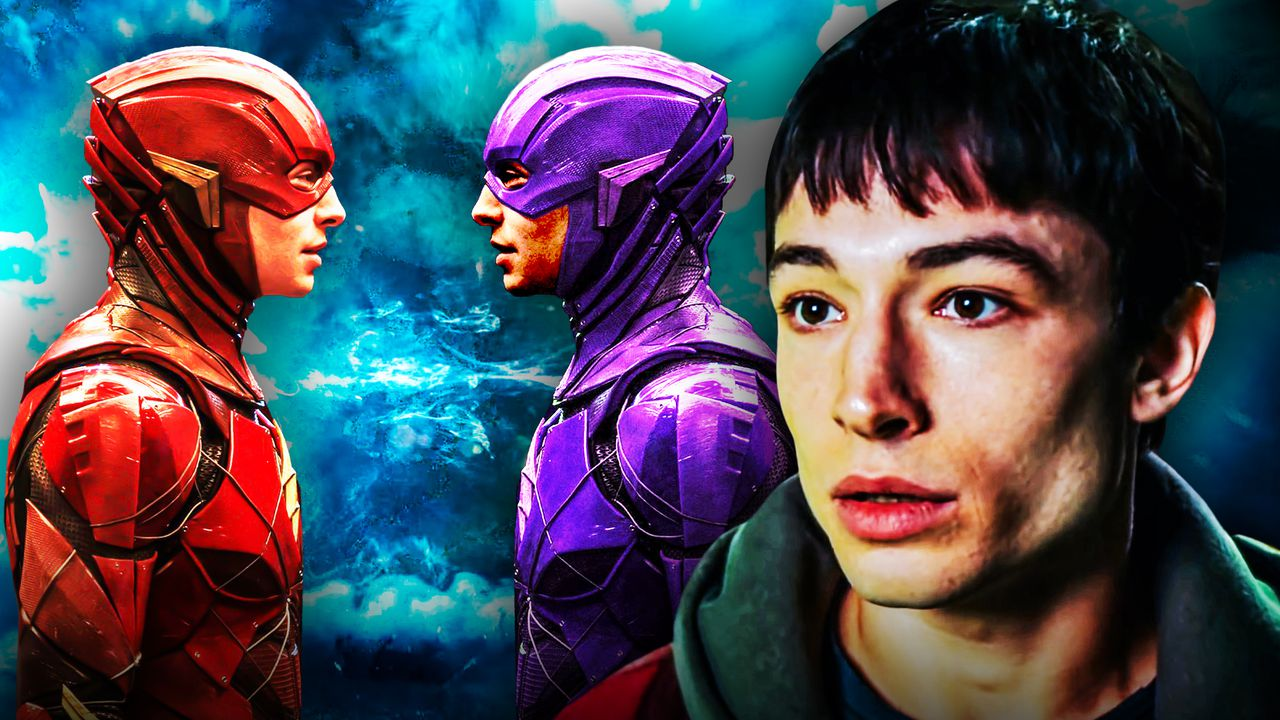 Ezra Miller's Barry Allen to Face a Darker Version of Himself in The Flash Movie (Exclusive)