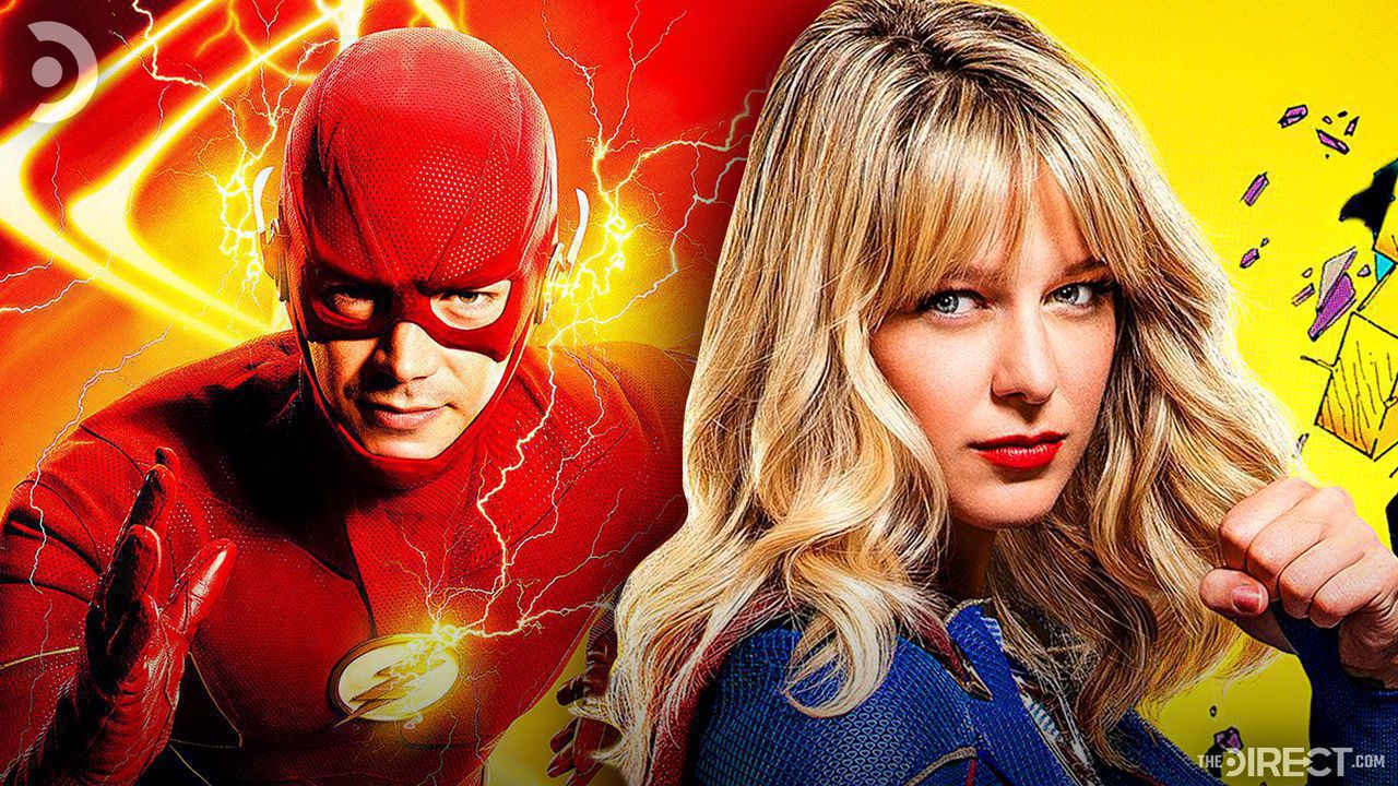 Dc Fandome New Arrowverse Posters For The Flash Supergirl Black Lightning Released