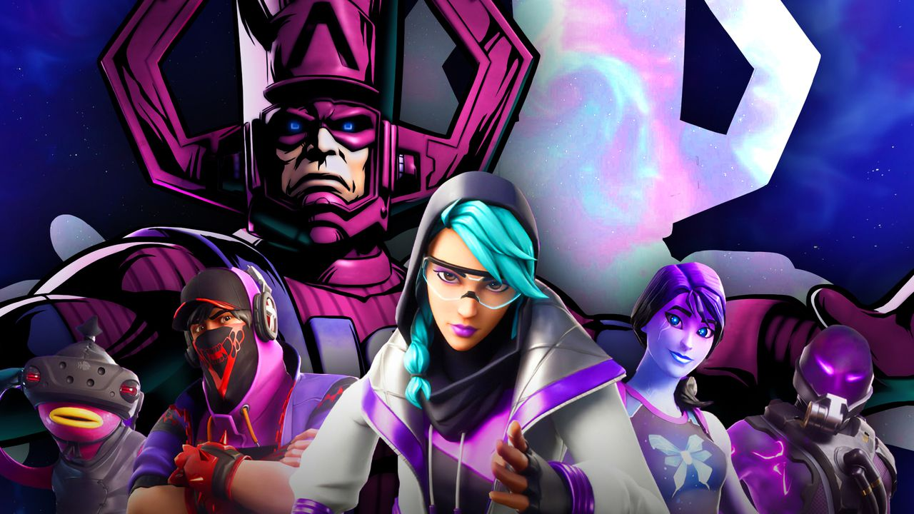 Fortnite Announces Marvel Galactus Live Event With Millions Of Players Galactus is a marvel character in fortnite: fortnite announces marvel galactus live