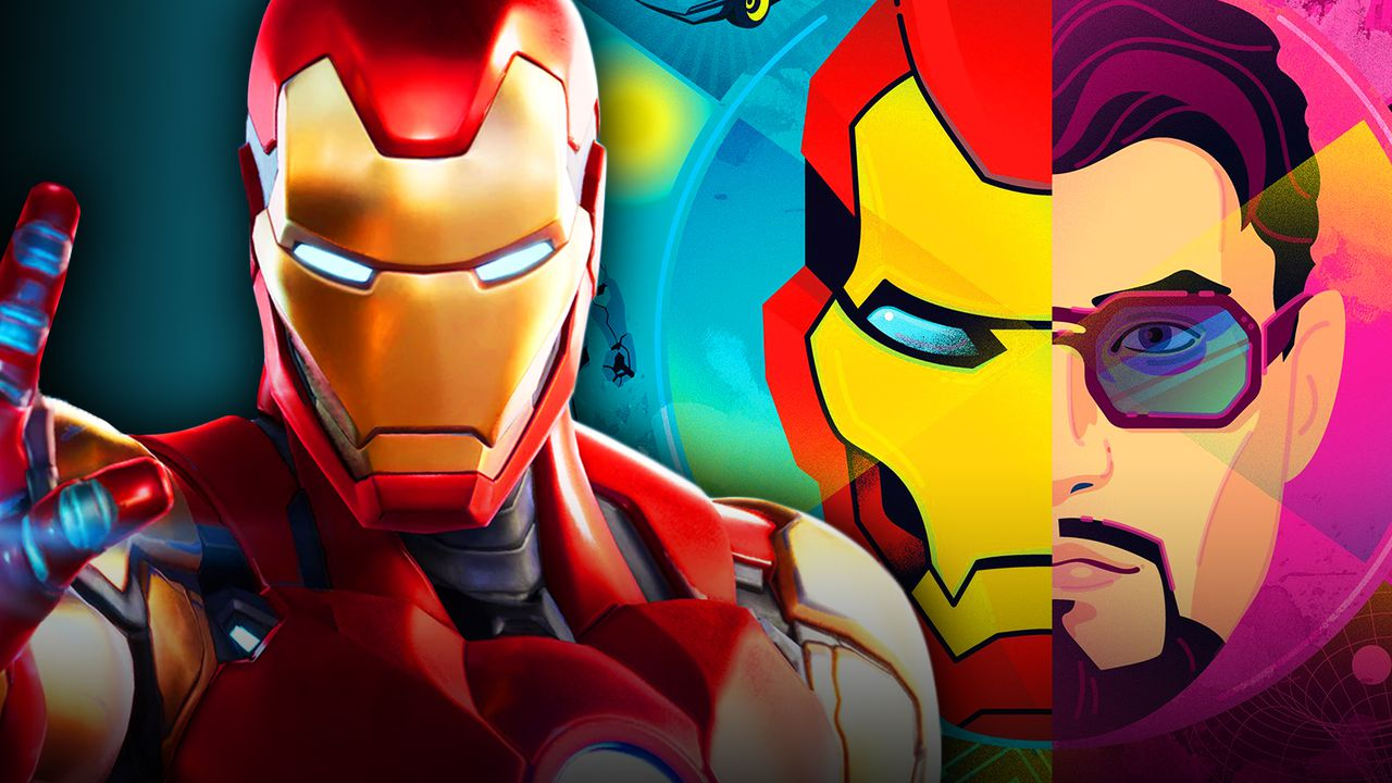 Fortnite Teases Marvel Galactus Live Event With Iron Man Poster Iron man is located at the new stark industries location. fortnite teases marvel galactus live