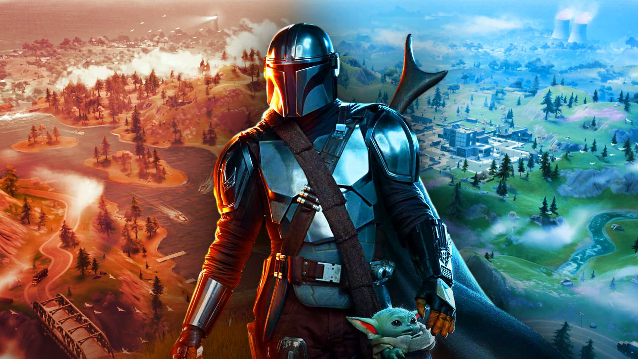 Fortnite Leak Reveals The Mandalorian Baby Yoda Skins For New Season There's more details below, but by far the biggest change for fortnite this. fortnite leak reveals the mandalorian