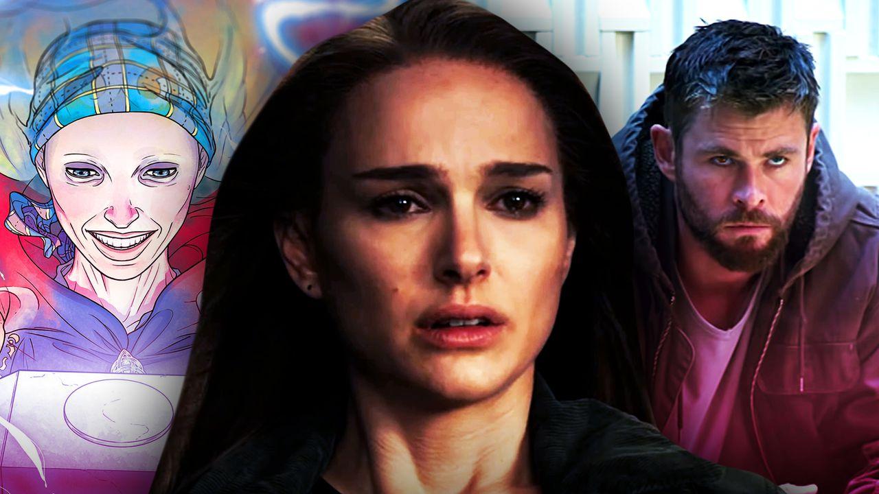Jane Foster, Natalie Portman, Thor