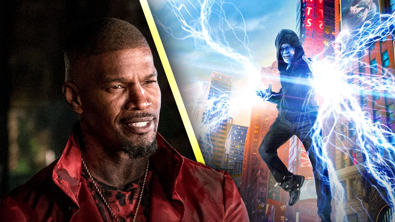 Spider-Man 3: Jamie Foxx Takes to Social Media to Confirm His Electro  Casting - MCU Direct