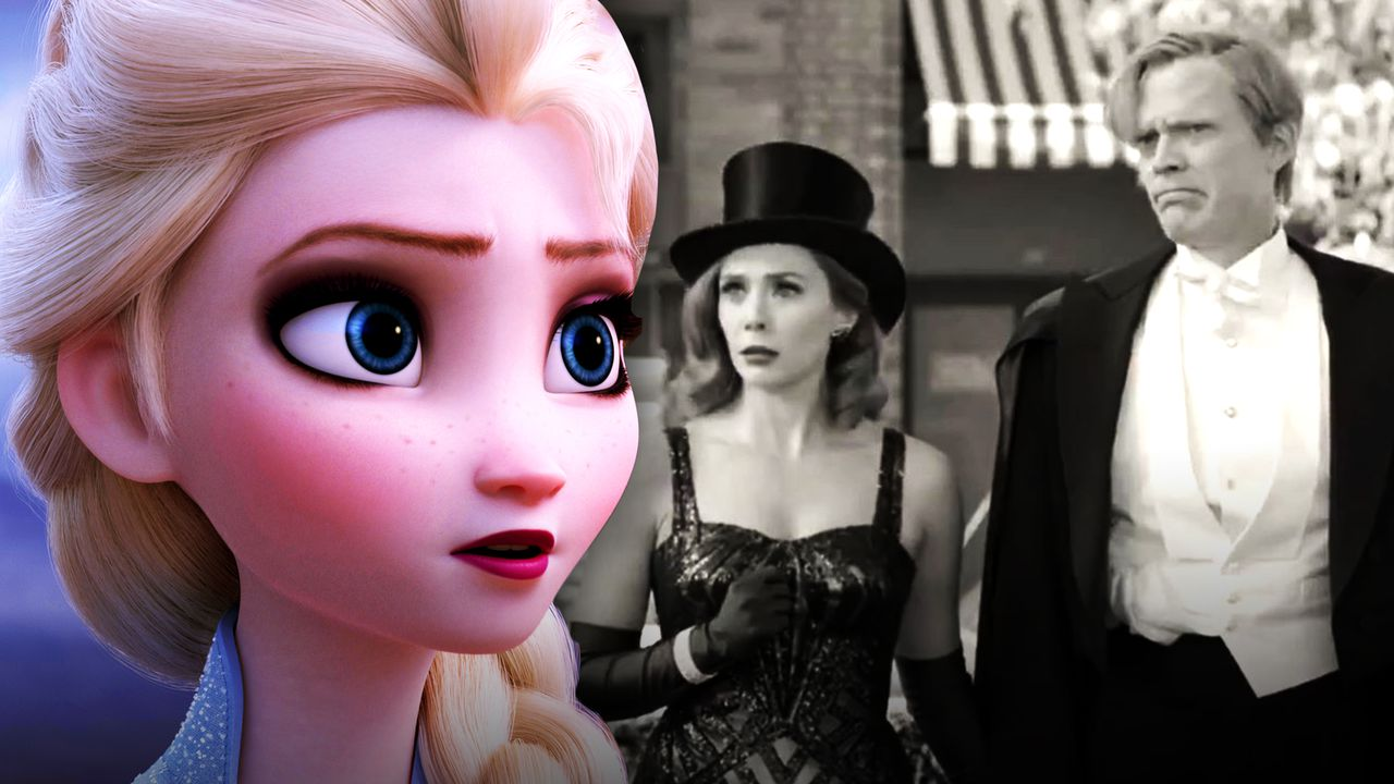 Frozen, WandaVision
