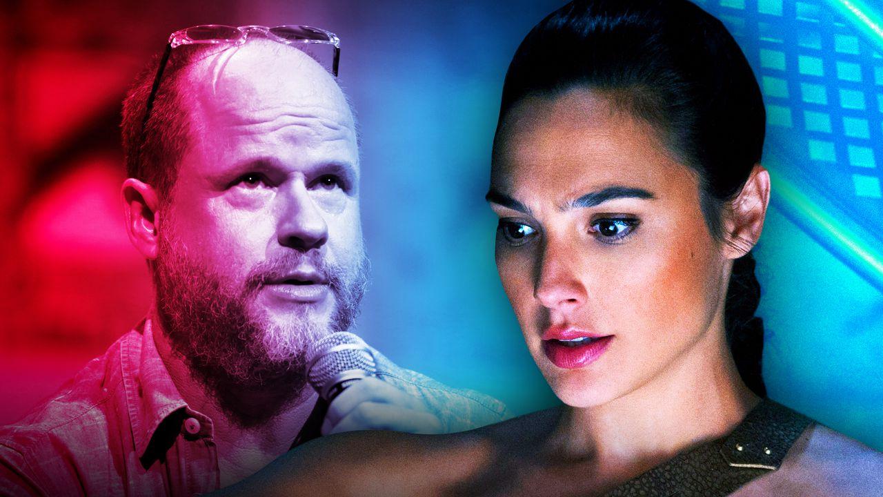 Joss Whedon Gal Gadot