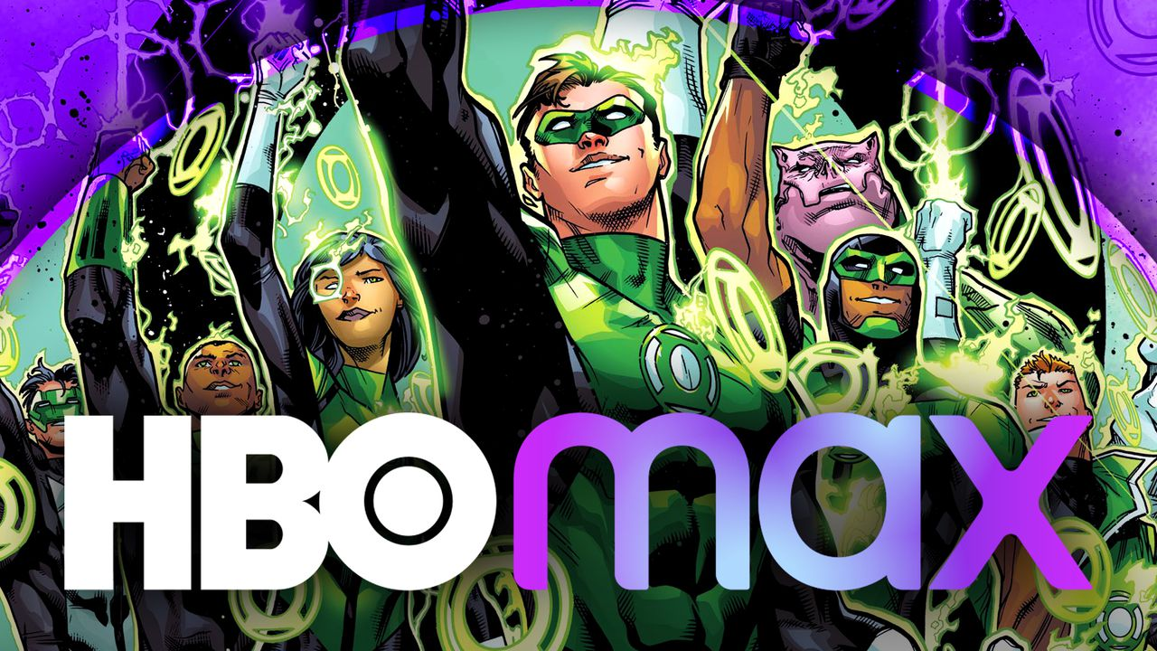 HBO Max Sets Green Lantern Team-Up Show With Diverse Heroes