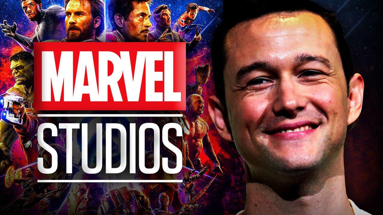 Joseph Gordon-Levitt, Marvel Studios logo