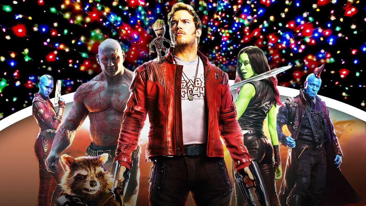 Guardians of the Galaxy, Christmas Lights