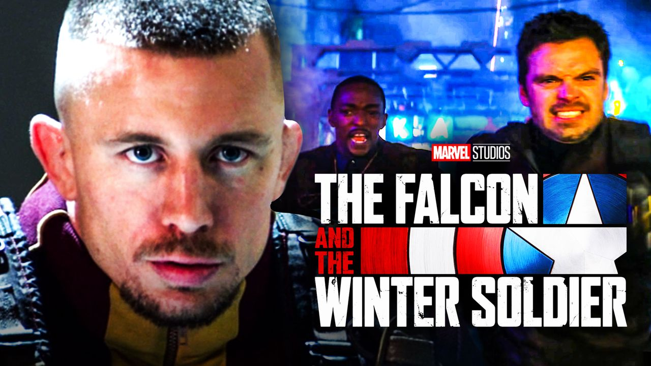 Georges St. Pierre, The Falcon and the Winter Soldier