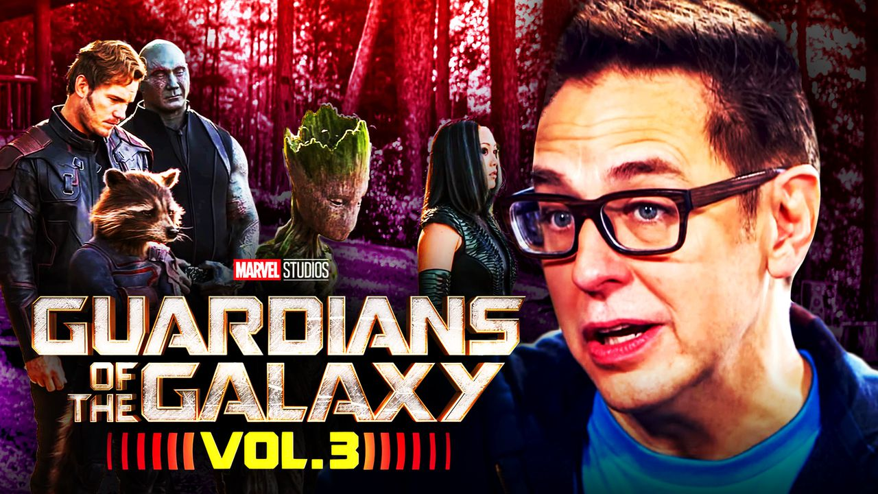 James Gunn Reacts to Guardians of the Galaxy Actors Crying Over Vol. 3 Script