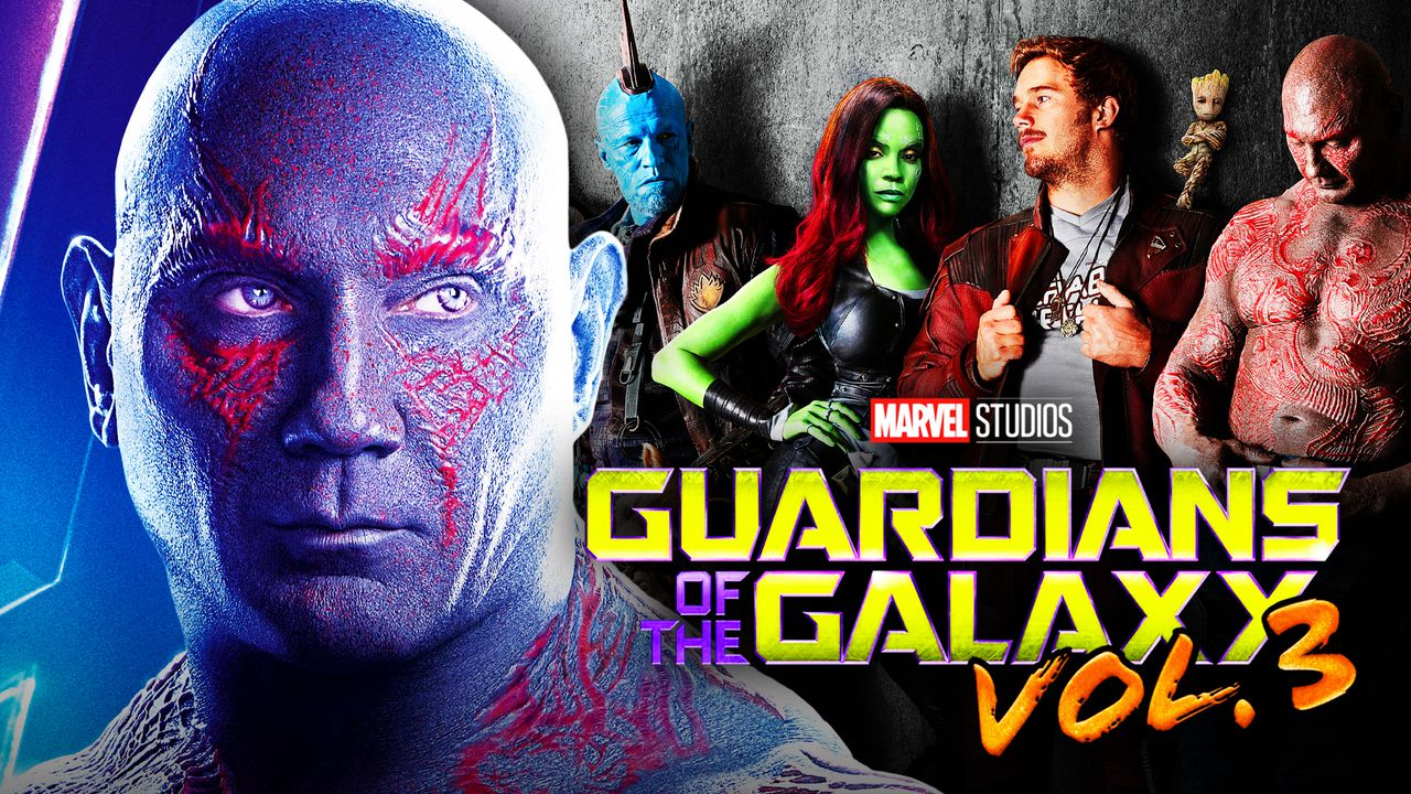 Drax, Guardians of the Galaxy