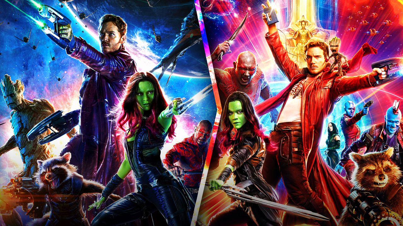 Guardians of the Galaxy Movies