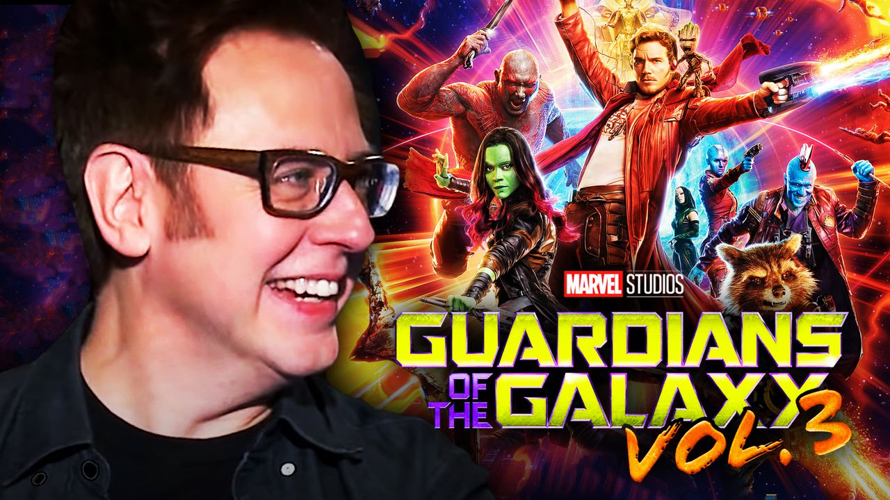 James Gunn Guardians 3