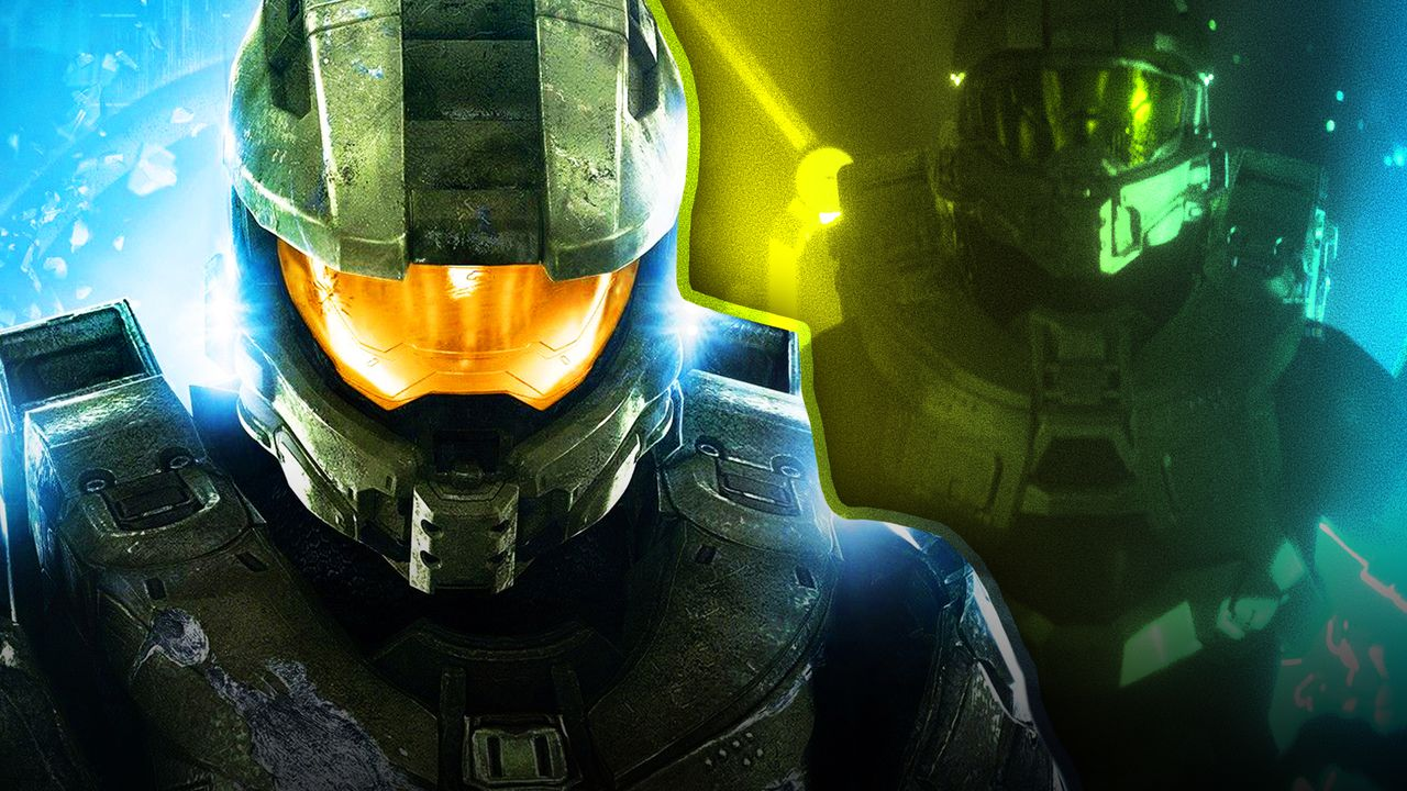 Halo 4 New 4k Images And Wallpapers From The Master Chief Collection Released The Direct