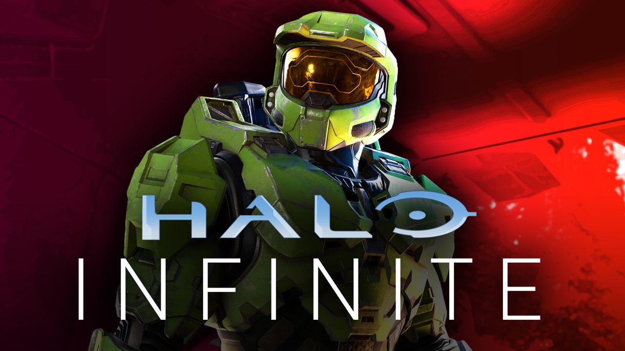 Master Chief, Halo Infinite Logo