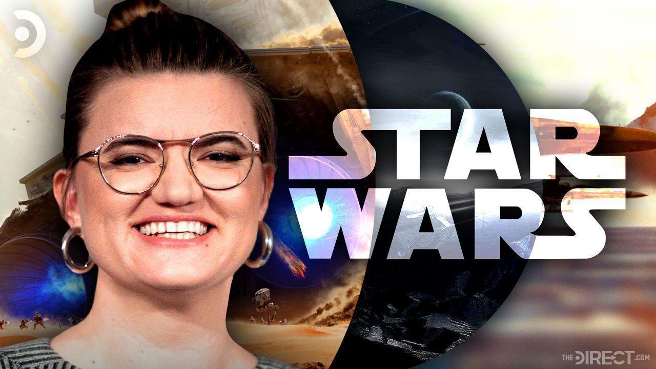 Star Wars Logo, Leslye Headland