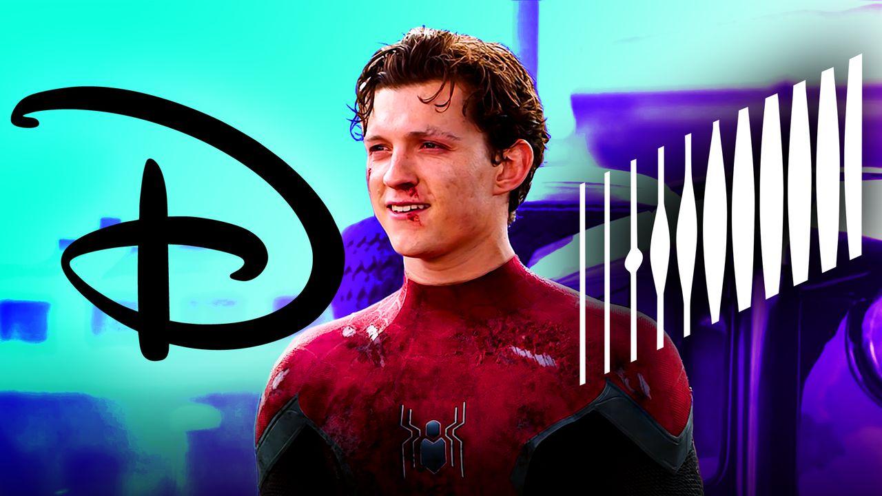 Disney Tom Holland Spider-Man Sony