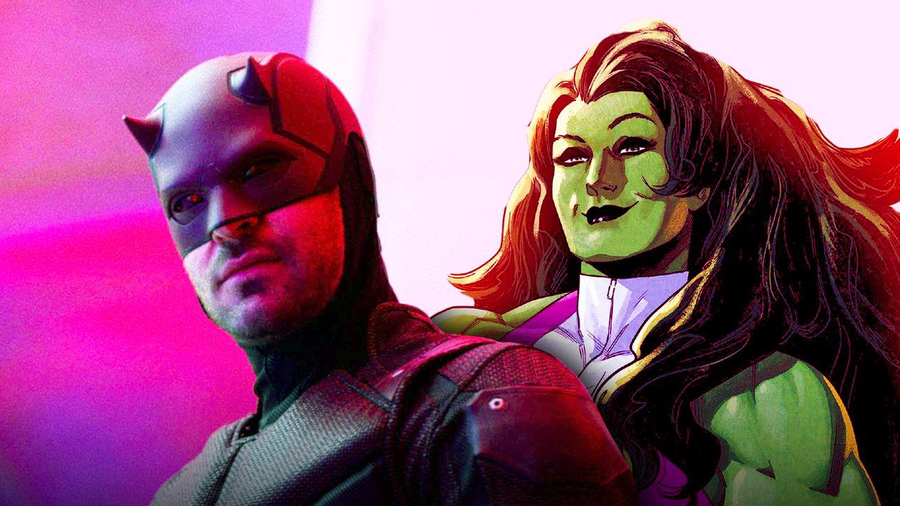 Daredevil, She-Hulk