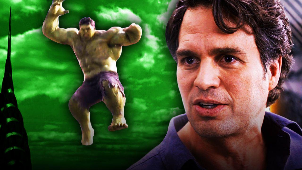 Hulk, Mark Ruffalo as Bruce Banner