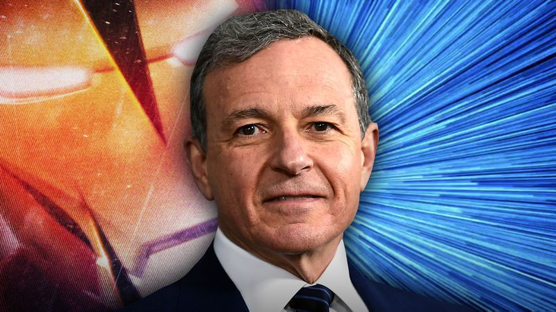 Bob Iger Stepping Down As Disney CEO