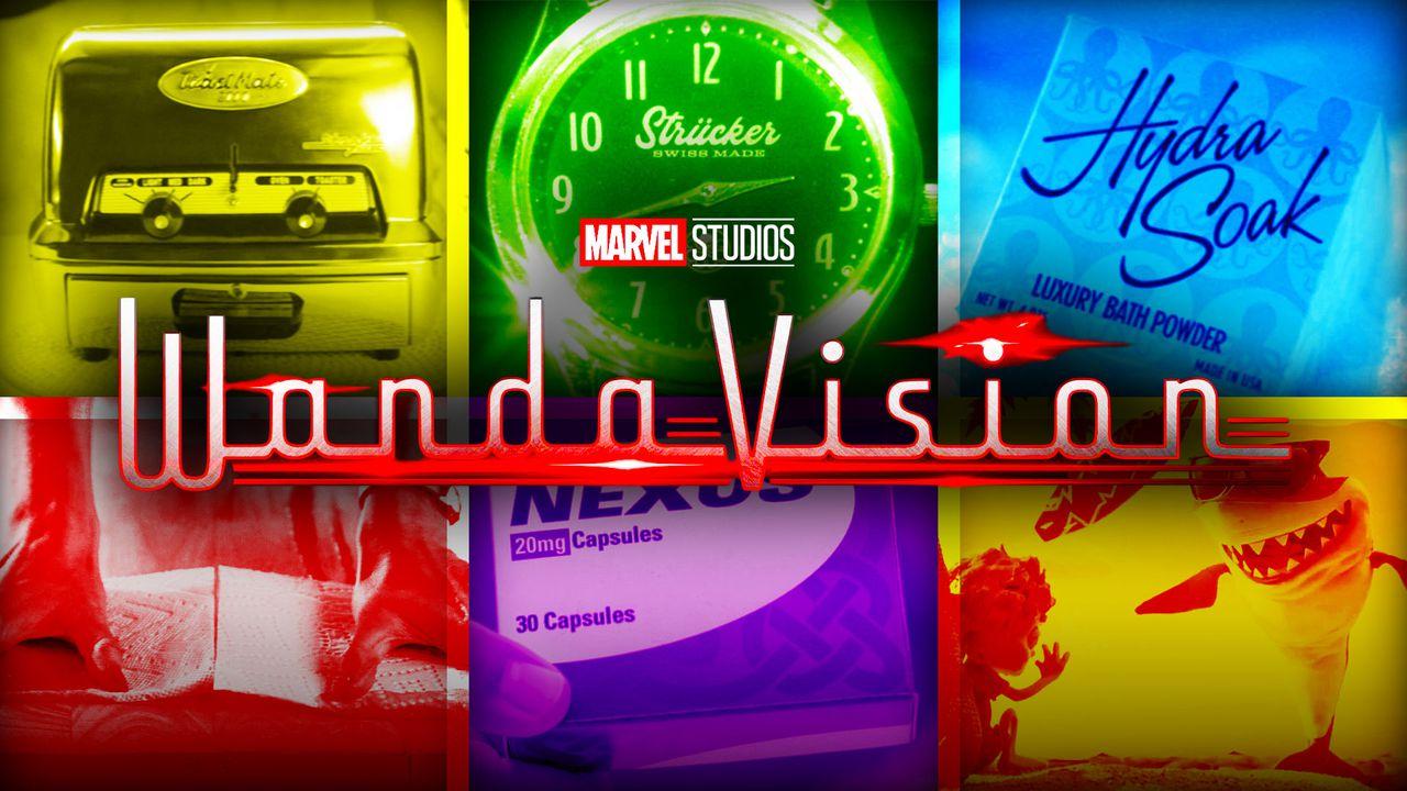 WandaVision Commercials Infinity Stones