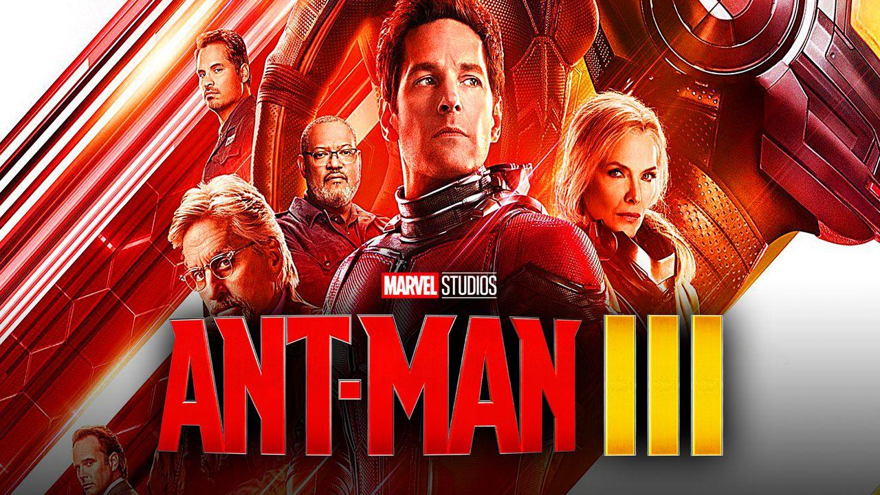 Ant-Man 3 Cast
