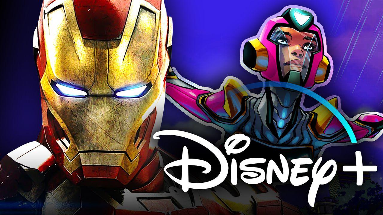 Iron Man Ironheart